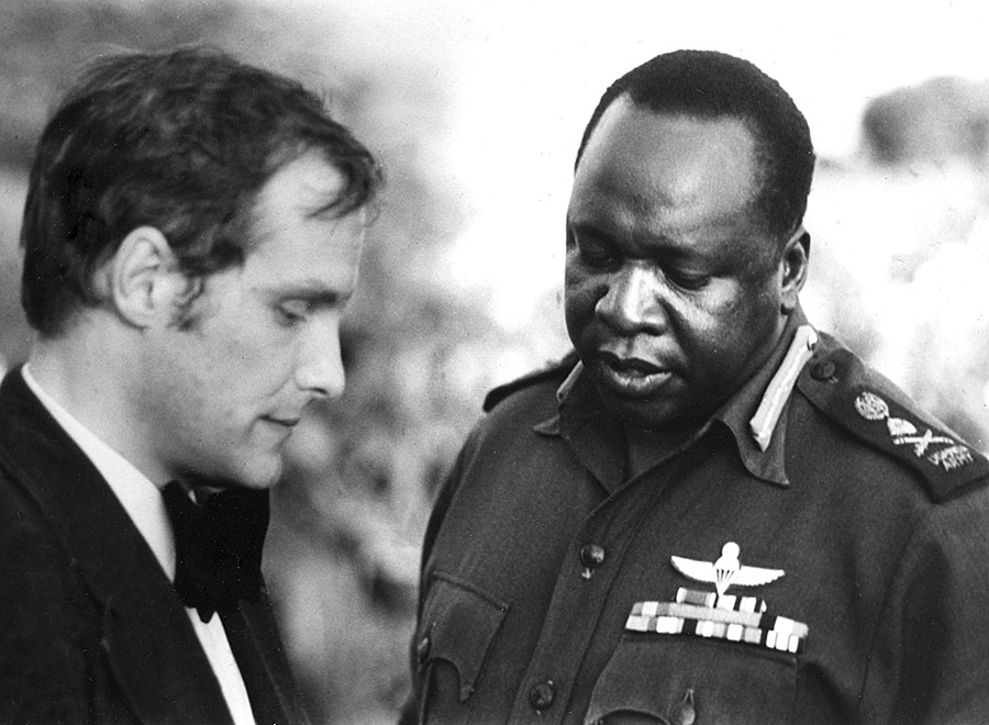 idi amin essay This site examines the controversy surrounding idi amin, the former ugandan military dictator and president of uganda.
